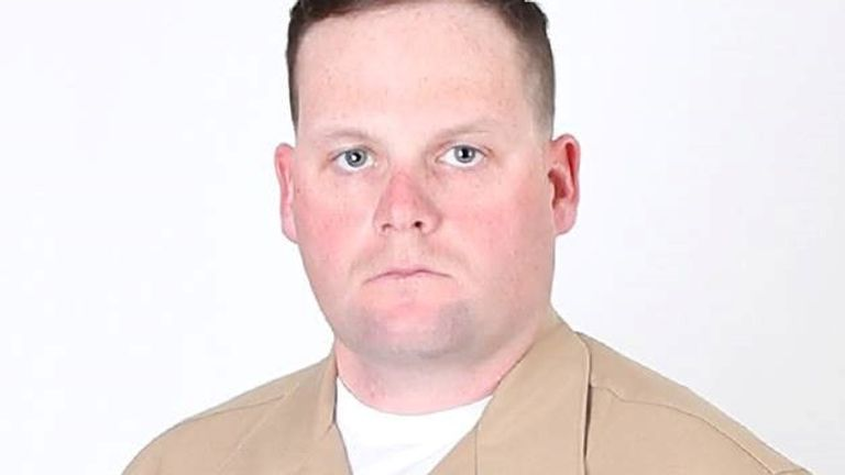 Taylor Hoover was an 11-year veteran of the Marines from Utah