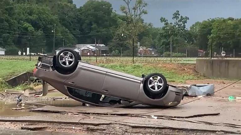 Tennessee floods