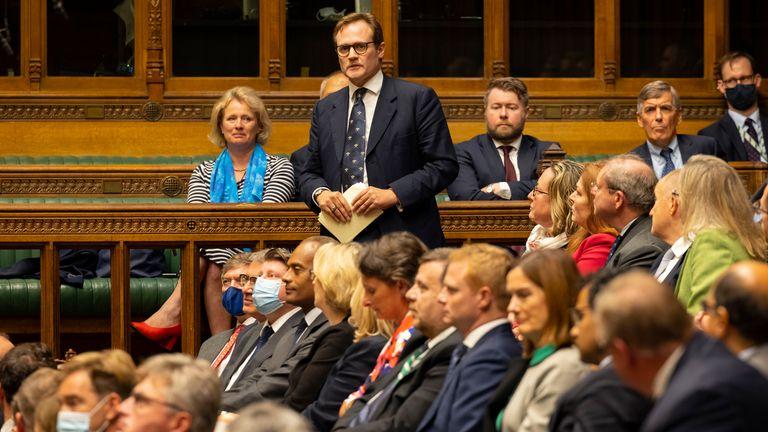 Tom Tugendhat MP Pic: UK Parliament/Roger Harris