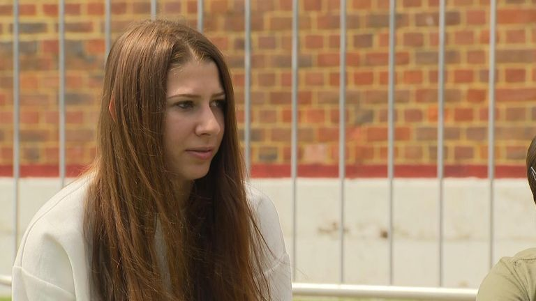 Lily, aged 17, said she would only get the vaccine if it were her only option
