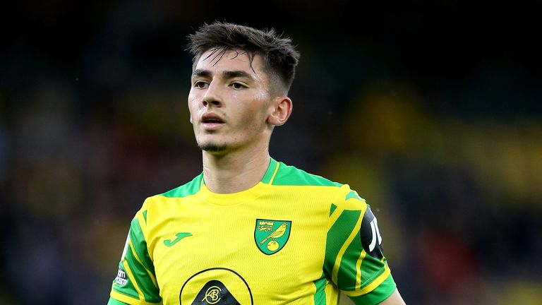PA - Billy Gilmour