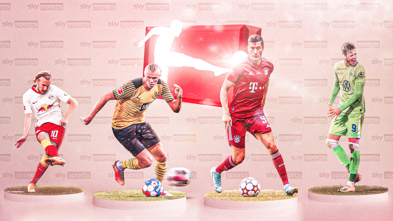 Sky Sports will show the Bundesliga live for the next four seasons