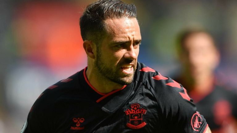 Danny Ings scored 46 goals in 100 appearances for Southampton (PA)