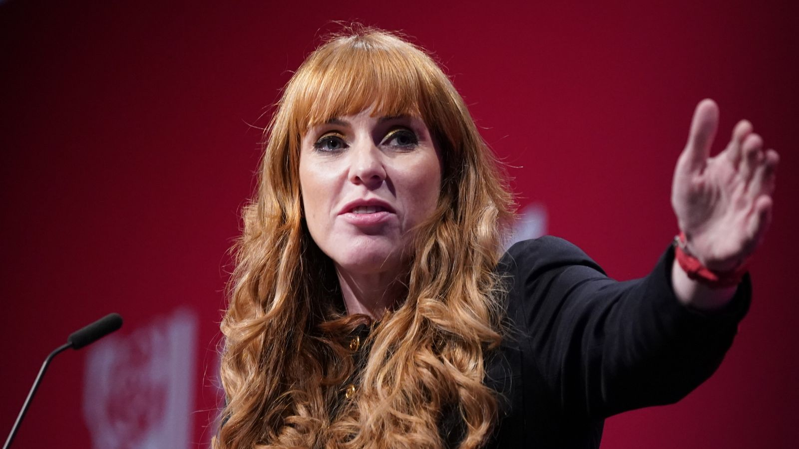 Labour conference: Deputy leader Angela Rayner doubles down on Tory 'scum' comments