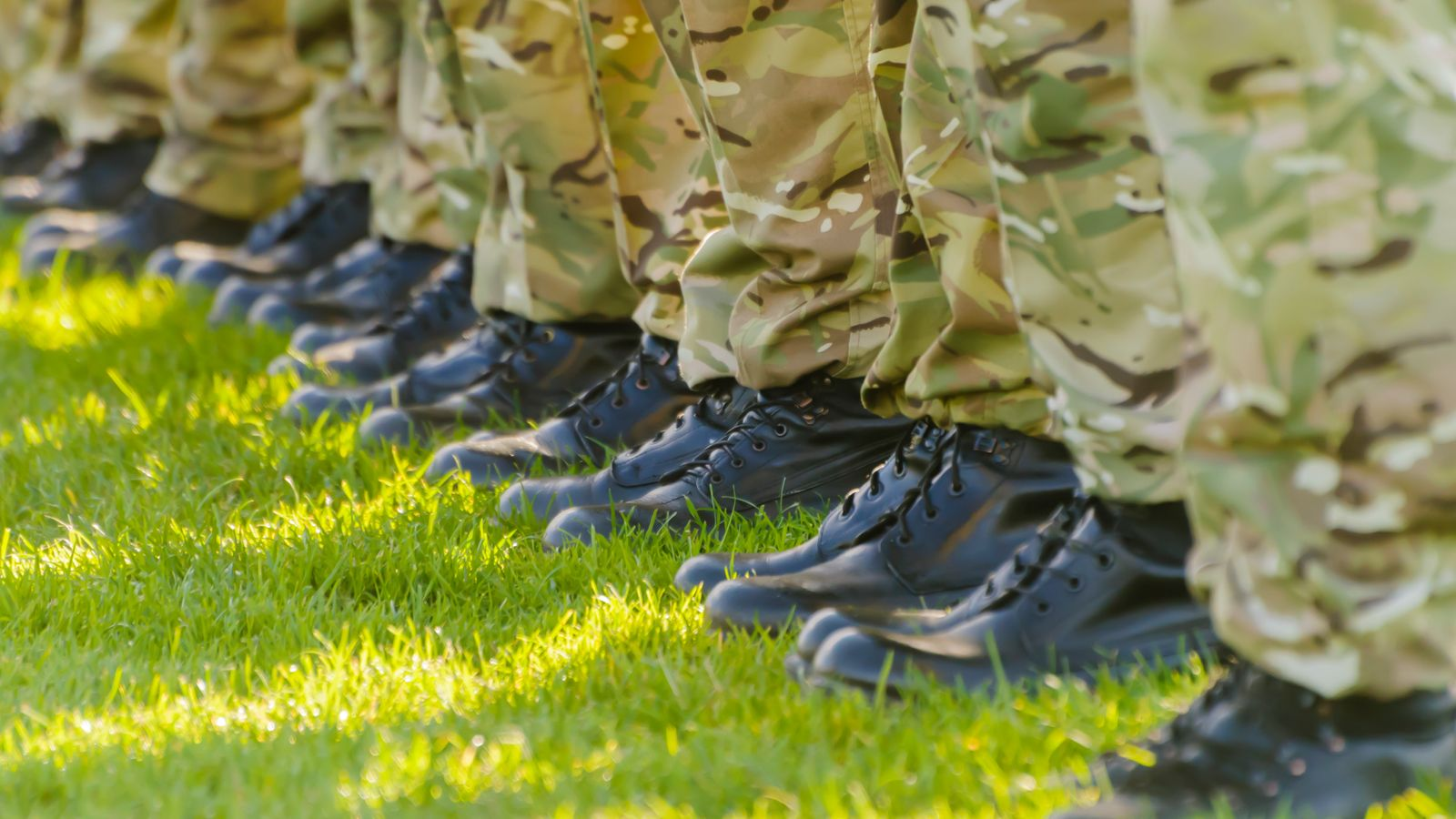 Soldier dies during training exercise on Salisbury Plain in Wiltshire