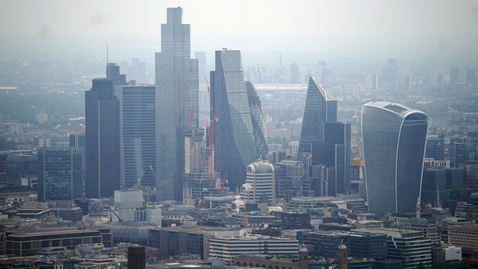 London retains second place behind New York in list of world's best financial hubs, latest research suggests