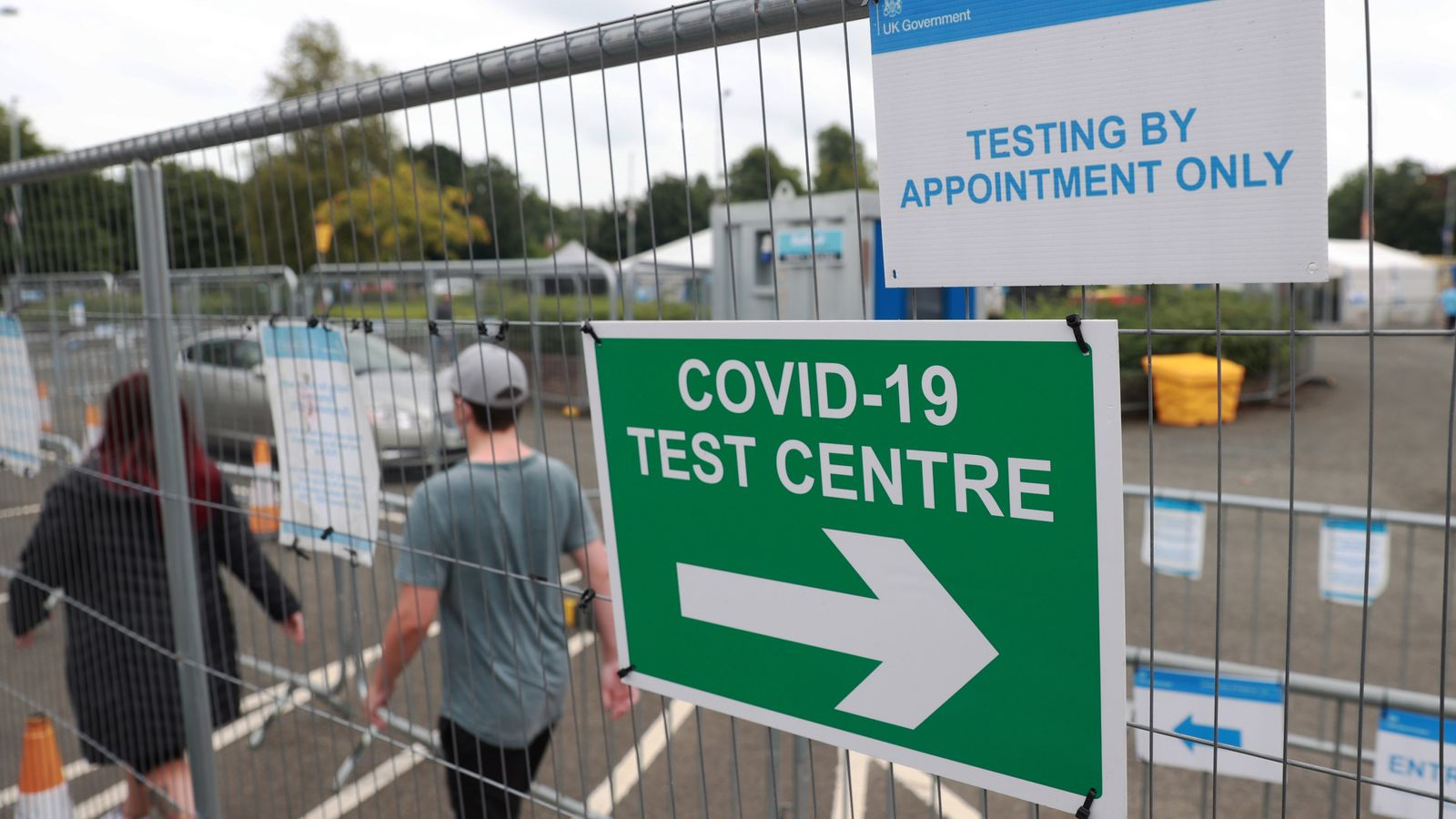 COVID-19: UK records 57 more coronavirus-related deaths and 45,140 new cases, daily figures show