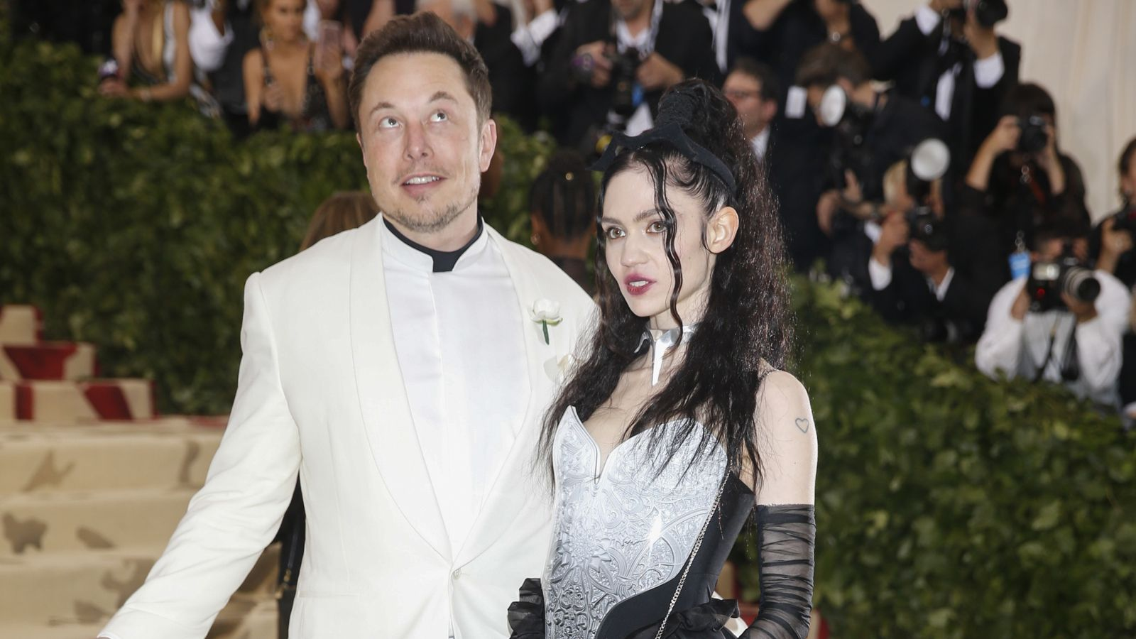 Elon Musk and Grimes split up after three years together but 'remain on great terms'