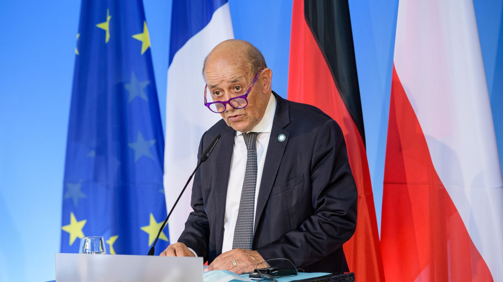 France: AUKUS submarine deal has caused one of the gravest rifts among Western allies in living memory