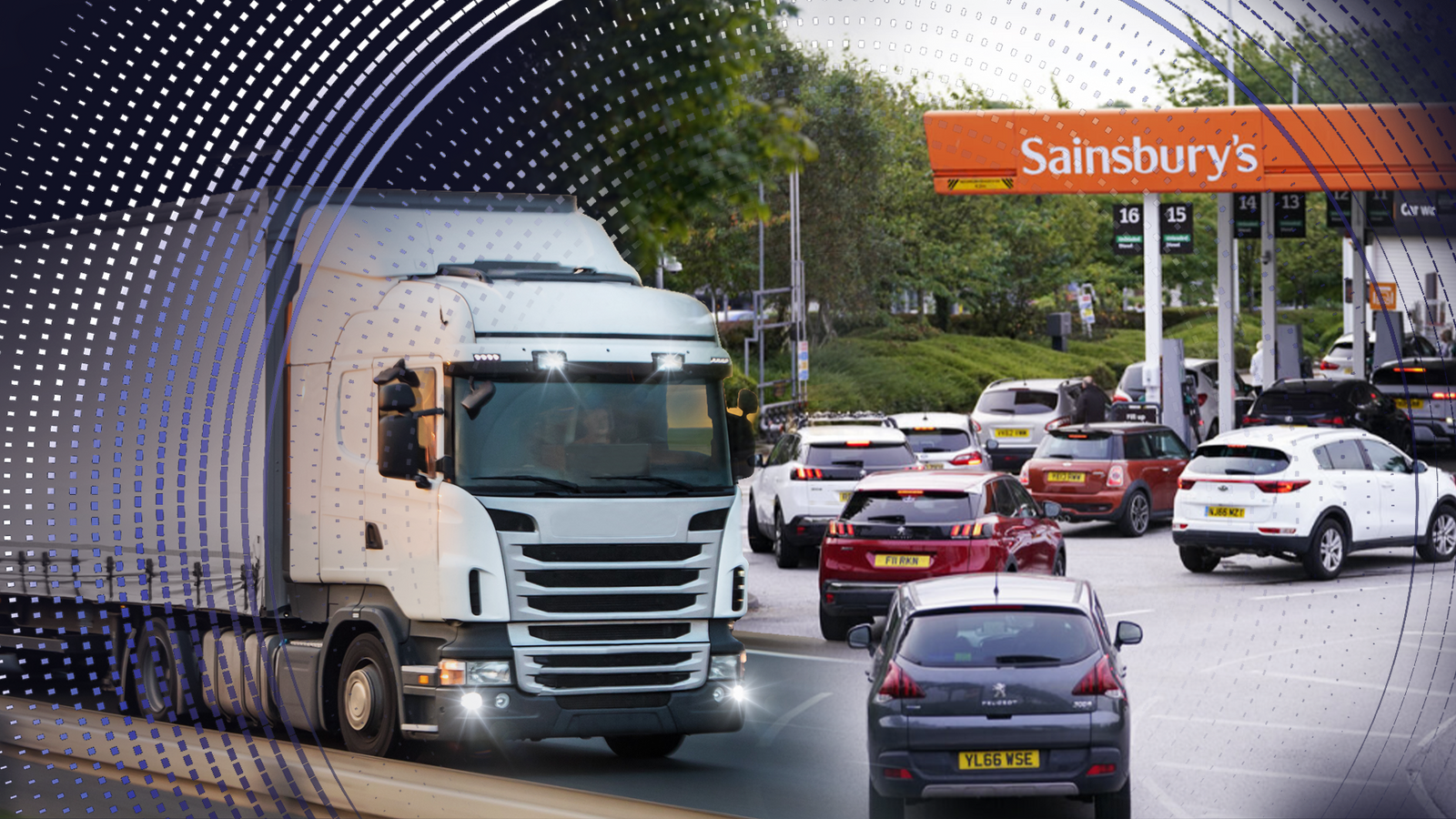 Why is there a HGV driver shortage and how bad could the problem get?