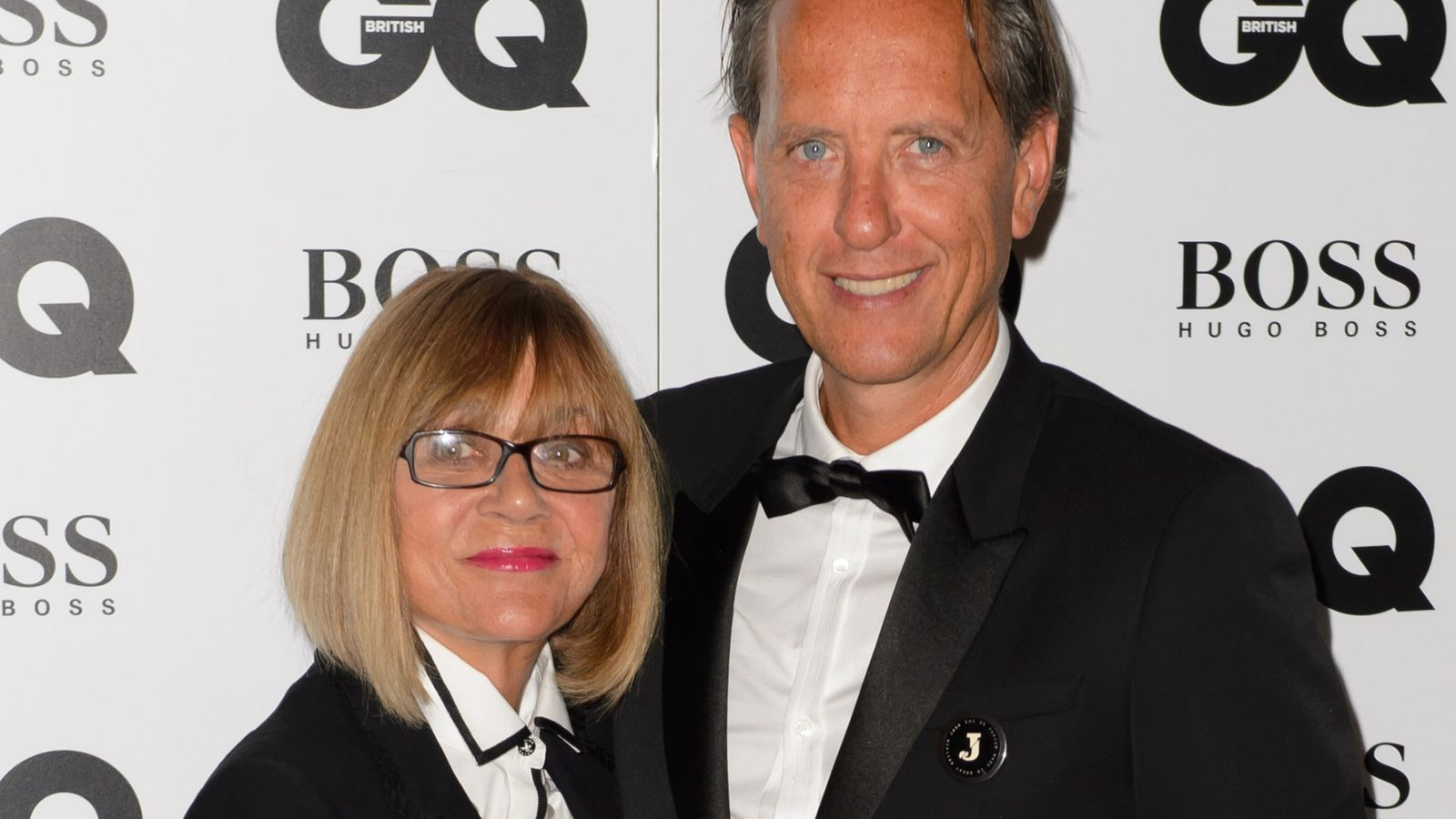 Richard E Grant says 'our hearts are broken' after death of his wife of 35 years Joan Washington
