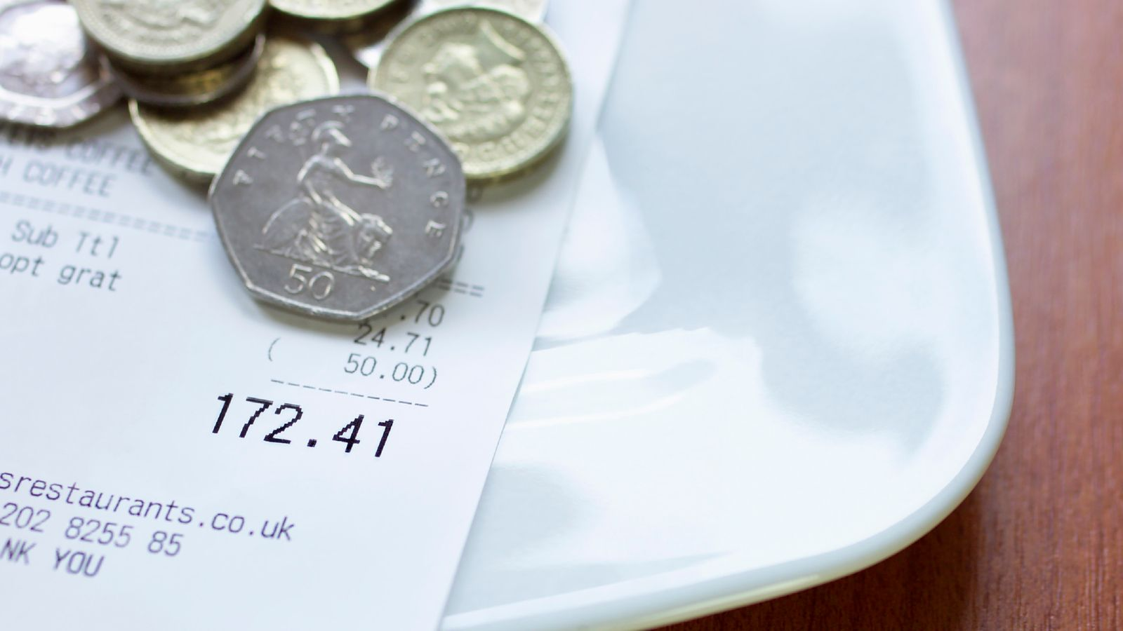 New laws to make sure hospitality workers can keep their tips - Sky News