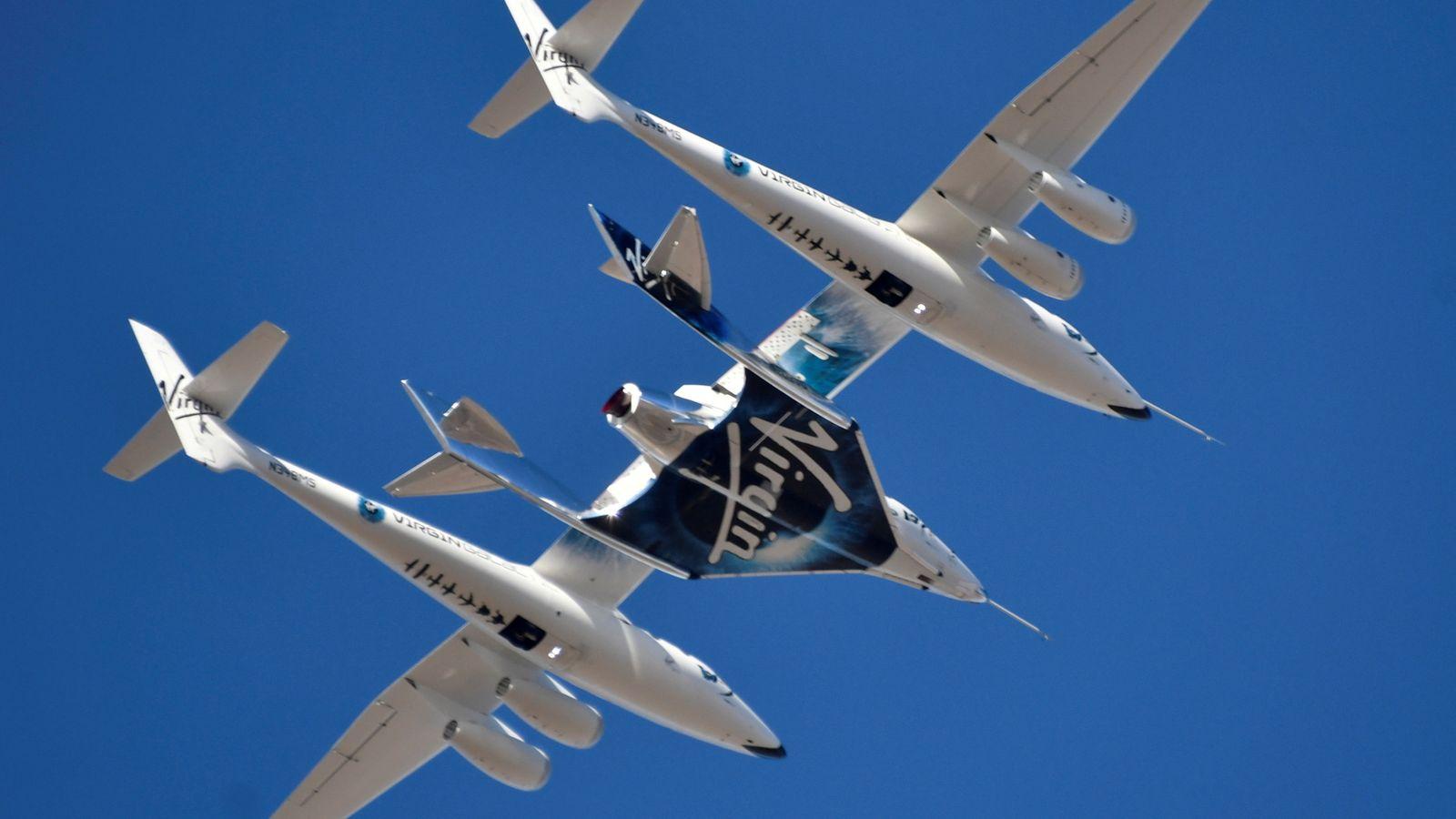 Virgin Galactic postpones next test flight due to safety concerns around 'strength margins'