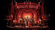 Moulin Rouge. Pic: Matthew Murphy/Boneau/Bryan-Brown