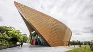Firstsite Gallery in Colchester won the coveted award