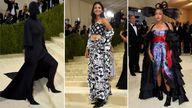 Met Gala 2-way Comp - -Kim Kardashian , Emma Raducanu and Naomi Osaka