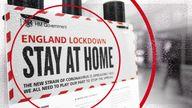 covid lockdown graphic