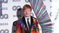 Ed Sheeran has won the solo artist award