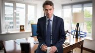 """File photo dated 17/08/20 of former Secretary of State for Education Gavin Williamson in his office at the Department of Education in Westminster, London. Mr Williamson said it """"has been a privilege to serve as Education Secretary"""" and that he looks """"forward to continuing to support the Prime Minister and the Government"""" as Boris Johnson carries out his Cabinet reshuffle. Issue date: Wednesday September 15, 2021."""
