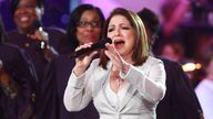 Gloria Estefan has revealed she was abused as a child. Pic: AP