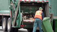 Two councils in south London have been collecting recycling and general waste togther