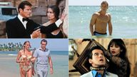 The Spy Who Loved Me, Casino Royale, The World Is Not Enough, Dr No. Pics: Alamy/Jay Maidment/Eon/Danjaq/Sony/Kobal/Shutterstock/Allstar Picture Library/Pictorial Press Ltd