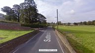 A nine-year-old boy has died after being hit by a vehicle in Keighley, West Yorkshire