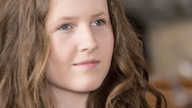 Megan Hurley, 15, was 3three metres way from the bomber when he detonated a suicide bomb vest