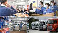 4 way comp  Fuel Crisis PICS:PA/REUTERS