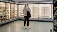 Shoppers will start noticing food shortages as soon as this week