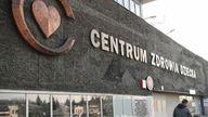 The Children's Memorial Health Institute in Warsaw, Poland - 27 Mar 2020 PIC/EPA-EFE/Shutterstock