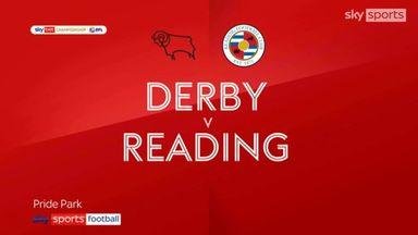Derby 1-0 Reading
