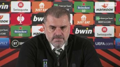 Postecoglou: We created our own problems