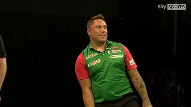 Price inches away from 9-darter!