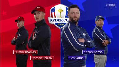 Highlights: Garcia, Rahm claim big win