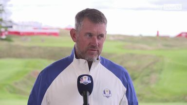 Westwood: 'Incredible' to equal Faldo's record