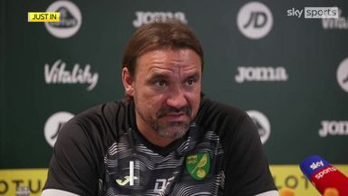 Farke: Sargent a doubt for Arsenal