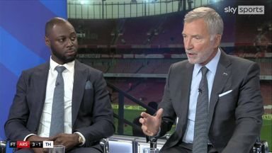 Souness: Spurs weren't competitive at all