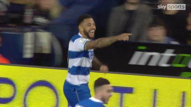 Gray gives QPR first minute lead!