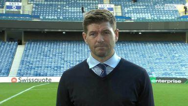 Gerrard rues 'flaky' Rangers display