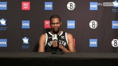 'Why are you called KD?' Letterman crashes Durant interview