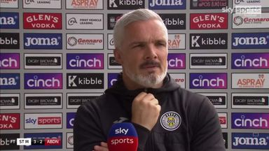 Goodwin: Delighted with the result