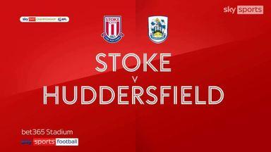 Stoke 2-1 Huddersfield