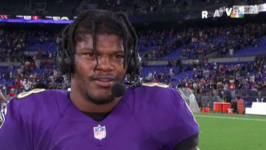 Jackson: We stayed focused throughout