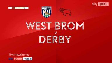 West Brom 0-0 Derby