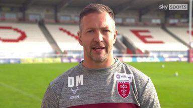 McGuire: I'd love to beat Leeds!