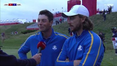 Fleetwood: We gave everything to get tie