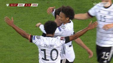 Hoffman rocket puts Germany five up
