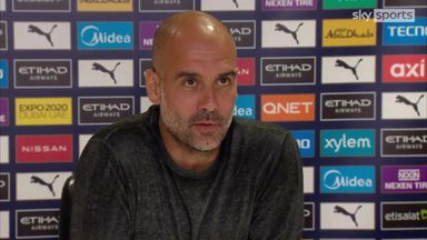 Pep: I won't apologise for fan comments