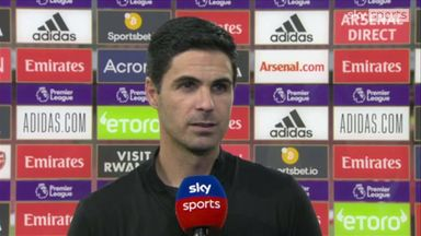 Arteta: This win is for the fans